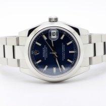 Rolex Lady-Datejust Acier 31mm Bleu
