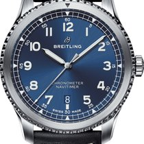 Breitling Navitimer 8 Steel 41mm Blue