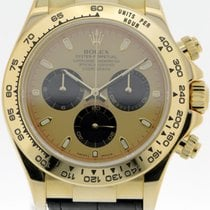 Rolex Daytona Gelbgold 116518 - Full Set - LC100