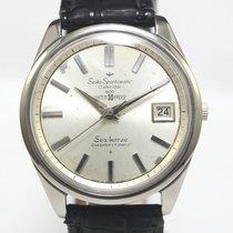 Seiko Handaufzug 1960 gebraucht Silber