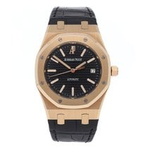 Audemars Piguet Royal Oak Selfwinding pre-owned 39mm Rose gold