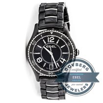 Ebel X-1 Ceramic 34mm Black Arabic numerals United States of America, Pennsylvania, Bala Cynwyd