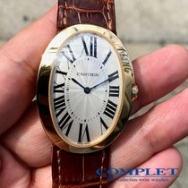 Cartier Men's Baignoire Large size 18K YG  W8000013