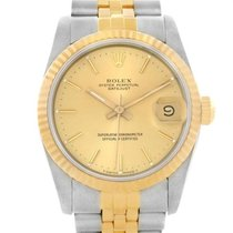 Rolex Lady-Datejust 31mm Champagne