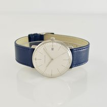 Junghans 37mm Quartz new max bill Quartz Silver