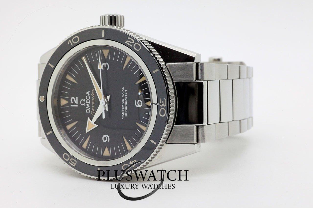 fccb2be5e52 Omega Seamaster 300 - Todos os preços de relógios Omega Seamaster 300 na  Chrono24