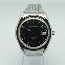 Eterna Steel 37mm Automatic Matic pre-owned