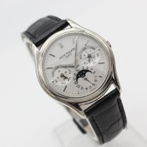 Patek Philippe White gold 36mm Automatic 3940 pre-owned
