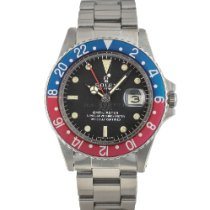Rolex GMT-Master Steel 40mm Black No numerals United States of America, Maryland, Baltimore, MD
