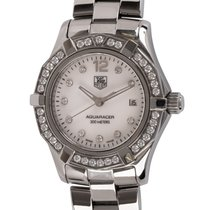 TAG Heuer Aquaracer Lady Steel 27mm Mother of pearl United States of America, Texas, Austin