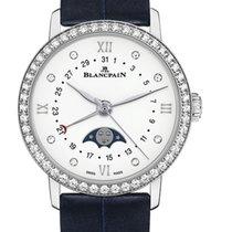Blancpain Villeret 6106-4628-55A 2019 new