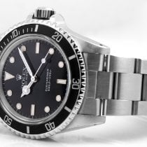 Rolex Submariner (No Date) 5513-1990-Sub 1989 occasion