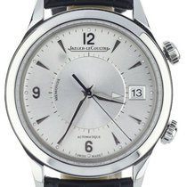 Jaeger-LeCoultre Master Memovox Steel 40mm Silver United States of America, Illinois, BUFFALO GROVE