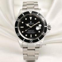 Rolex 16610 Steel 2007 Submariner Date 40mm pre-owned United Kingdom, London