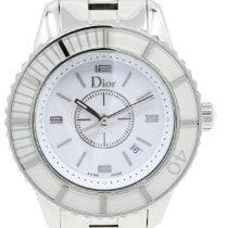 Dior Çelik 34mm Quartz CD113118M001 ikinci el