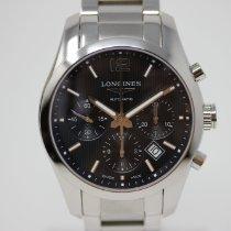 Longines Conquest Classic L2.786.4.56.6 2020 neu