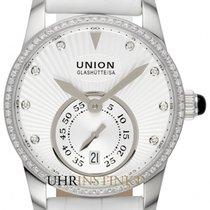 Union Glashütte Seris Otel 36mm Alb