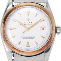 Rolex Bubble Back Staal 36mm