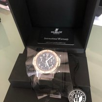 Hublot Super B Staal 42mm Zwart