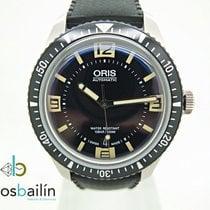 Oris Divers Sixty Five Acero 40mm Negro Árabes España, Huesca