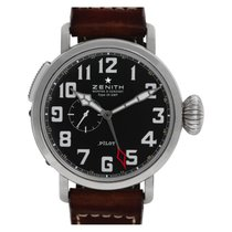 Zenith Pilot Type 20 GMT 03.2430.693 2016 occasion