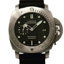 Panerai Titanium 47mm Automatic PAM 00305 pre-owned