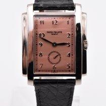 Patek Philippe Gondolo White gold 29.5mm Pink Arabic numerals United States of America, Texas, Houston