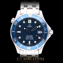 Omega Seamaster Diver 300 M 25318000 2002 pre-owned
