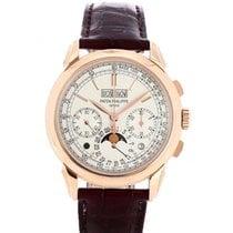 Patek Philippe Perpetual Calendar Chronograph 5270R-001 2016 gebraucht