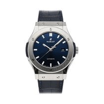 Hublot Classic Fusion Blue 542.NX.7170.LR pre-owned