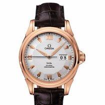 Omega De Ville Co-Axial nuevo Automático Reloj con estuche y documentos originales 4644.30.32