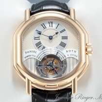 Daniel Roth Tourbillon 8 Days 197.X.40 Rosegold Double Face...