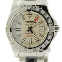 Breitling Avenger II GMT Steel 43mm United States of America, New York, New York