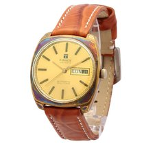 Tissot 35mm Automatic 1970 pre-owned Champagne