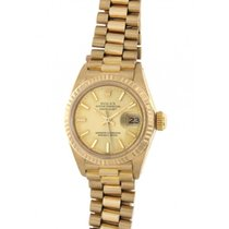 롤렉스 (Rolex) Datejust 26 Lady 6917 Yellow Gold, 26mm