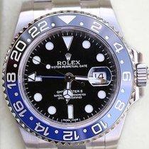 Rolex New Rolex Gmt Master Ii Stainless Steel Watch Year 2015 ...