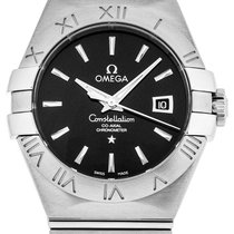 Omega Constellation Ladies 31mm Black