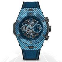 Hublot Big Bang Unico 45mm Italia Independent Blue Camo -...