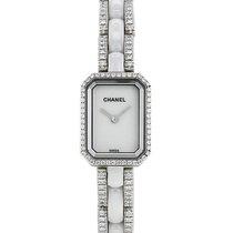 Chanel Première White gold 150mm White