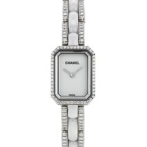Chanel White gold Quartz White 150mm pre-owned Première
