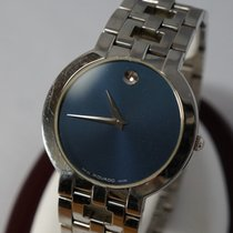 Movado Navy Blue Face w/ Naked Dial