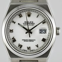 Rolex Datejust Oysterquartz 17000 1978 pre-owned