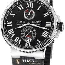 Ulysse Nardin Marine Chronometer Manufacture 1183-122-3/42 V2 2019 новые