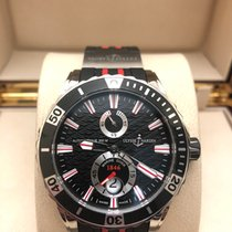 Ulysse Nardin Diver Chronometer Сталь 44mm Чёрный Россия, Санкт-Петербург