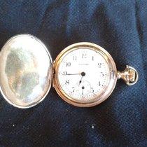Waltham Oro amarillo 35mm Cuerda manual 1828722 usados España, POIO