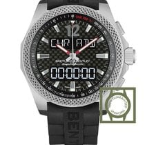 Breitling for Bentley Supersports B55 Carbon dial Perpetual