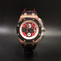 Audemars Piguet Rose gold 42mm Automatic 26284RO.OO.D002CR.01 pre-owned Indonesia, Jakarta Selatan