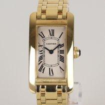 Cartier Yellow gold 19mm Quartz 1710 pre-owned