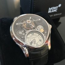 Montblanc Oro blanco Cuerda manual 47mm 2013 Villeret