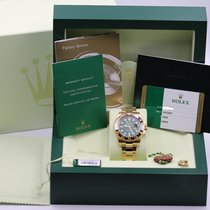 Rolex Yellow gold Automatic 40mm 2014 GMT-Master II